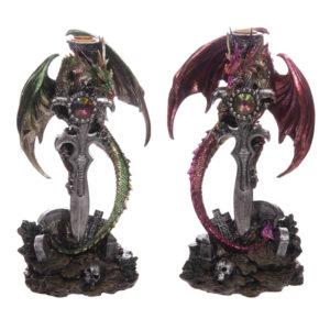 Slayer Dark Legends Dragon Candlestick