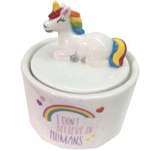 Rainbow Unicorn Jewellery BoxRainbow Unicorn Jewellery Box