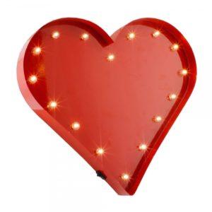 Red Heart LED LightHeart LED Light