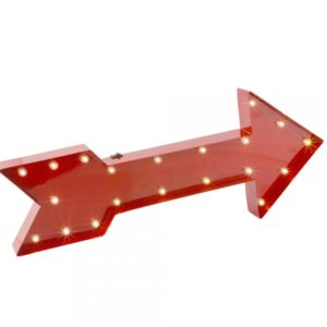 Red Arrow LED LightArrow LED Light