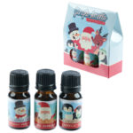 Set of 3 Eden Fragrance Oils - Christmas