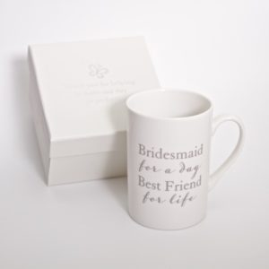 Amore Wedding Mug Gift Set BridesmaidAmore Gift Set Bridesmaid
