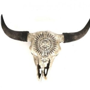Buffalo Skull OrnamentBuffalo Skull Ornament