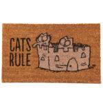 Simon's Cat Coir Door Mat – Cat's Rule