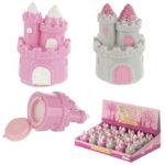 Funky Lip Balm – Fun Princess Castle Design