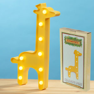 LED Light Decoration - Giraffe