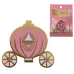 Cute Princess Design Enamel Pin Badge