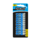 AAA Batteries - 10 PackThis pack of AAA Batteries contains ten individual batteries that are supercharged and suitable for all devices including remote controls, torches, games controllers and more.  Each battery is mercury free and has been specially designed to offer long lasting power.