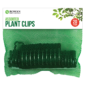 Assorted Plant Clips - 20 PackThis pack of Plant Clips contains twenty individual clips that are constructed of durable plastic and complete with sprung steel clasps.  Each pack contains an assortment of ten small and ten large clips that are ideal for most gardening jobs.