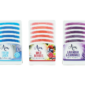 Gel Air FreshenerThis Gel Air Freshener contains 165g of gel and disperses fragrance continuously around the home to eliminate odours.  Each air freshener is manufactured using safe and non-toxic materials and lasts for up to 28 days.