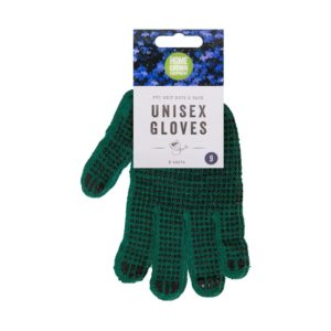 Extra Grip Gardening Gloves - 2 PairsExtra Grip Gardening Gloves - 2 Pairs