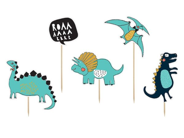 Toppers Dinosaurs, 10.5-20cm (1 pkt