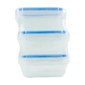 Clip Lock Containers - 3 PackClip Lock Containers - 3 Pack