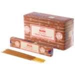 Satya Nag Champa Incense Sticks - Musk
