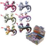 Cute Collectable Gecko Design Sand Animal