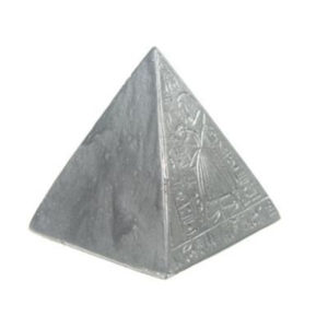 Decorative Black Egyptian Pyramid Ornament