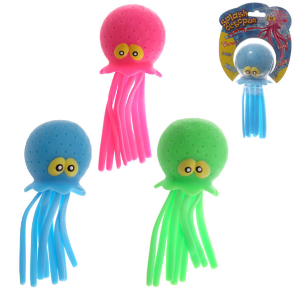 Fun Kids Octopus Splash Toy
