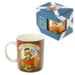 Collectable New Bone China Mug - Scottish Piper