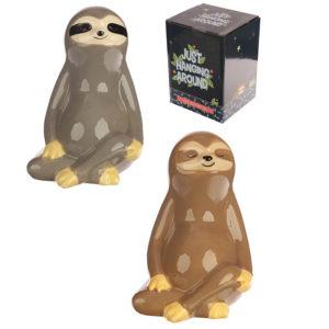 Fun Collectable Sloth Money Box