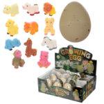 Fun Kids Novelty Hatching Animal Egg