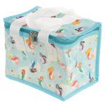 Mermaid Design Lunch Box Cool Bag