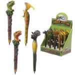 Novelty Collectable Character Pen - Dinosaur