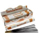 Stamford Hex Incense Sticks – Sandalwood