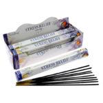 Stamford Hex Incense Sticks – Stress Relief