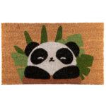 Coir Door Mat – Panda Design