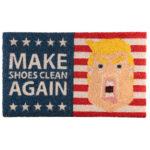 Coir Door Mat – President Slogan