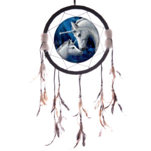 Decorative Unicorn and Foal 33cm Dreamcatcher