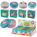 Funky Lip Balm in a Tin – Vacation Vibes Unicorn