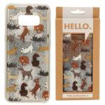Samsung 8 Phone Case - Catch Patch Dog Design
