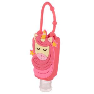 Sweet Dreams Unicorn Gel Hand Sanitiser and Holder