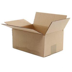 Ecommerce Packing Box - 120x240x167mm