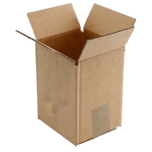 Ecommerce Packing Box - 180x123x140mm