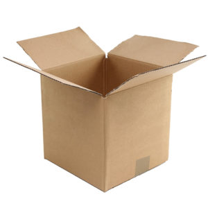 Ecommerce Packing Box - 220x216x216mm
