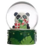 Collectable Chritmas Pandarama Snow Globe Waterball