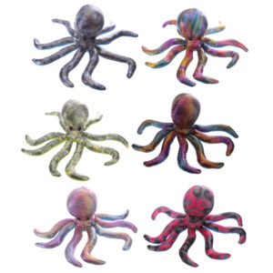 Cute Collectable Octopus Design Large Sand Animal