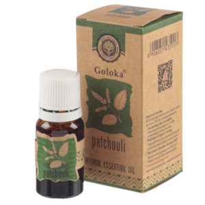 Goloka Essential Oils 10ml - Patchouli