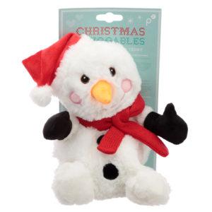 Christmas Santa Microwavable Heat Wheat Pack