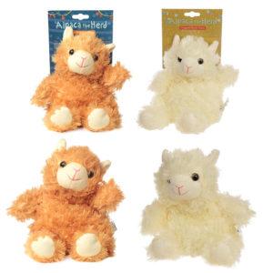 Cute Alpaca Design Snuggables Microwavable Warmer