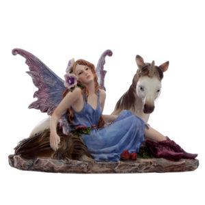 Summer Daydream Spirit of the Forest Fairy Figurine