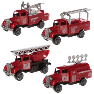Fun Kids Diecast Fire Engine