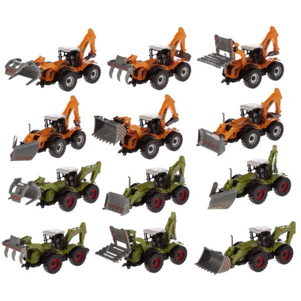 Fun Kids Diecast Tractor