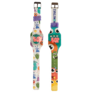 Silicone Digital Watch - Monster Monstarz